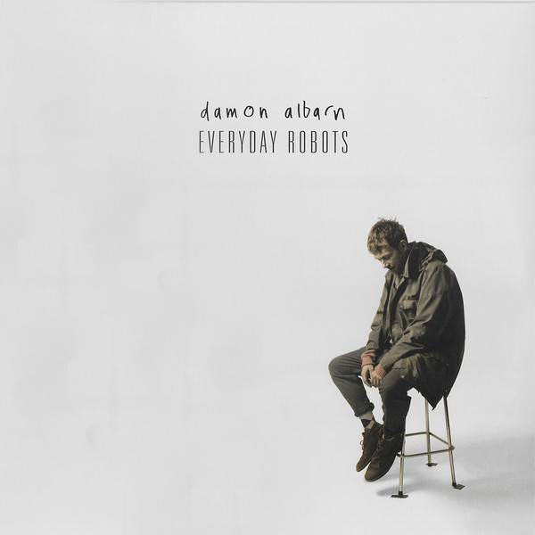 Damon Albarn Damon Albarn - Everyday Robots (2 Lp+cd) барбра стрейзанд barbra streisand partners 2 lp cd