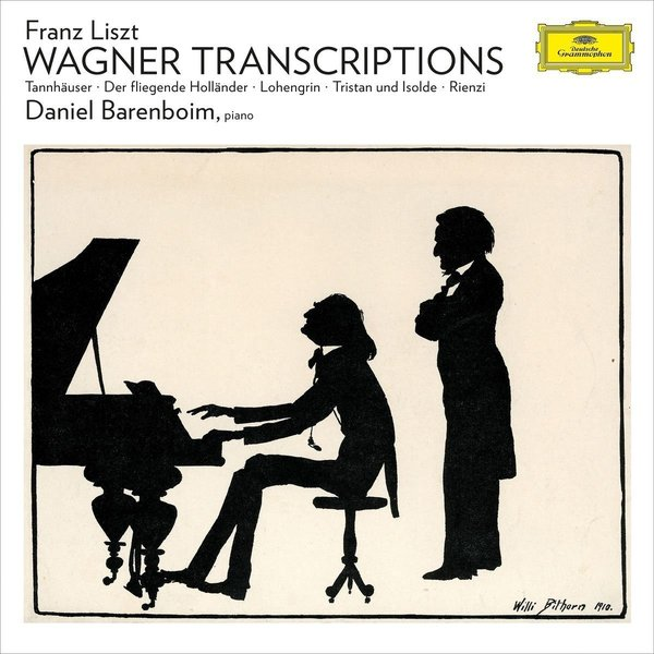 LISZT LISZTDaniel Barenboim - : Wagner Transcriptions