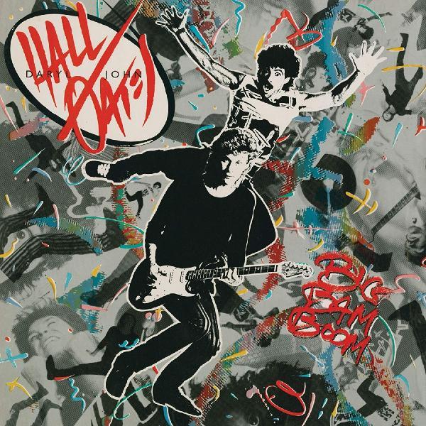Daryl Hall John Oates - Big Bam Boom