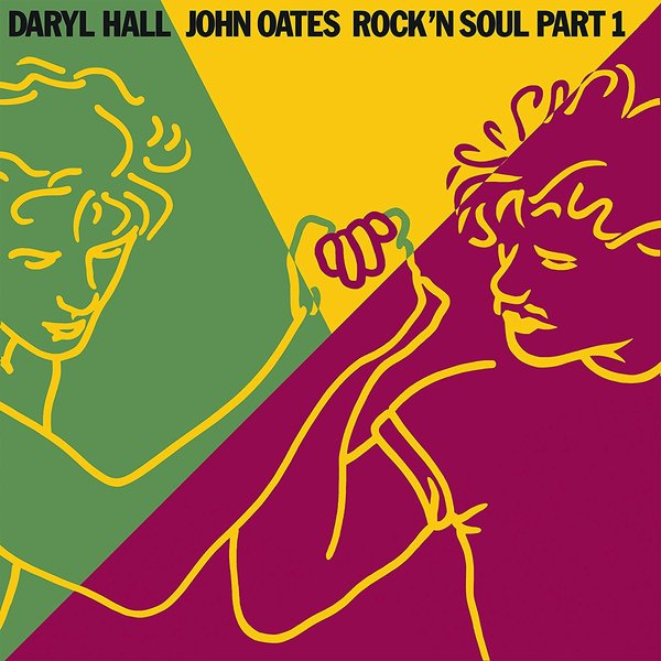 Daryl Hall John Oates Daryl Hall John Oates - Rock N Soul Part 1 журнал бич 23 1917 г