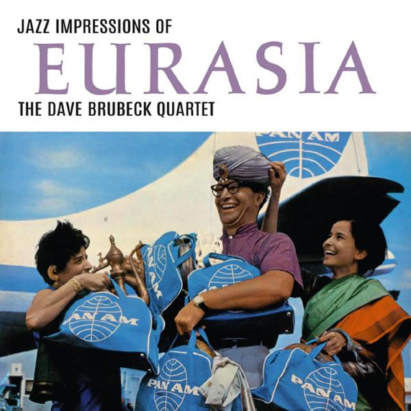 Dave Brubeck Dave Brubeck - Jazz Impressions Of Eurasia рубашка brubeck xl pink ls01430 женская