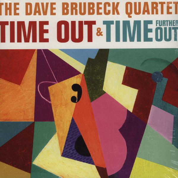 Dave Brubeck Dave Brubeck Quartet - Time Out / Time Further Out (2 LP) jayhawks jayhawks mockingbird time 2 lp