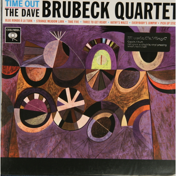 Dave Brubeck Dave Brubeck - Time Out (180 Gr) Music On Vinyl кальсоны brubeck nilit heat graphite s мужские