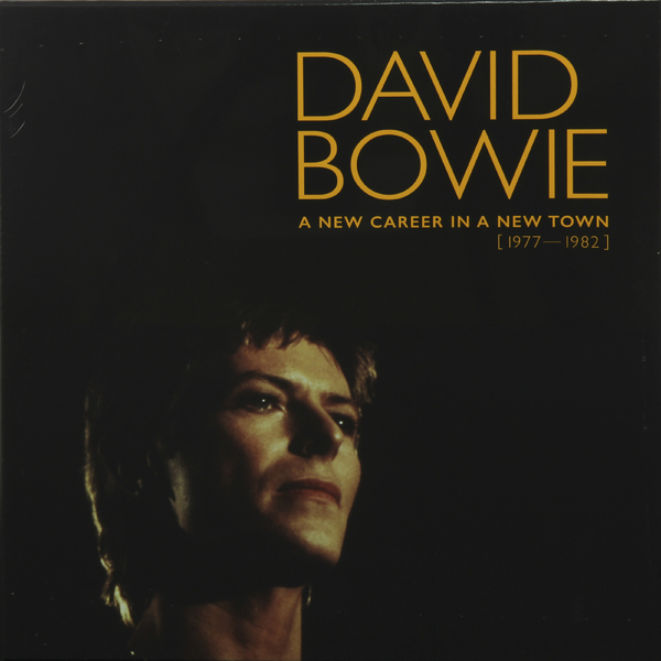 David Bowie David Bowie - A New Career In A New Town (1977-1982) (13 LP) coccodrillo coccodrillo комплект pretty bown шапка шарф коралловый