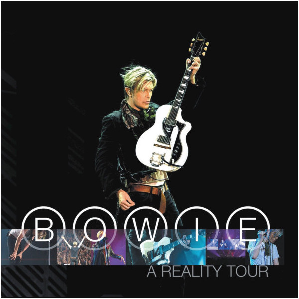 David Bowie David Bowie - A Reality Tour (3 Lp, 180 Gr) david bowie blackstar lp