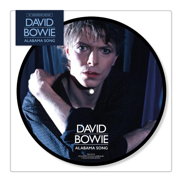 David Bowie - Alabama Song (40th Anniversary) (limited, 7 , Picture Disc)