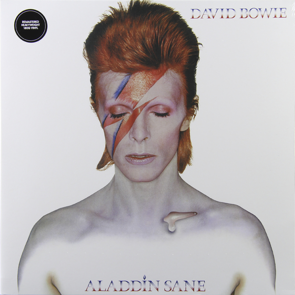 цена на David Bowie David Bowie - Aladdin Sane (180 Gr)