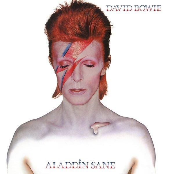 все цены на David Bowie David Bowie - Aladdin Sane (180 Gr, Colour)