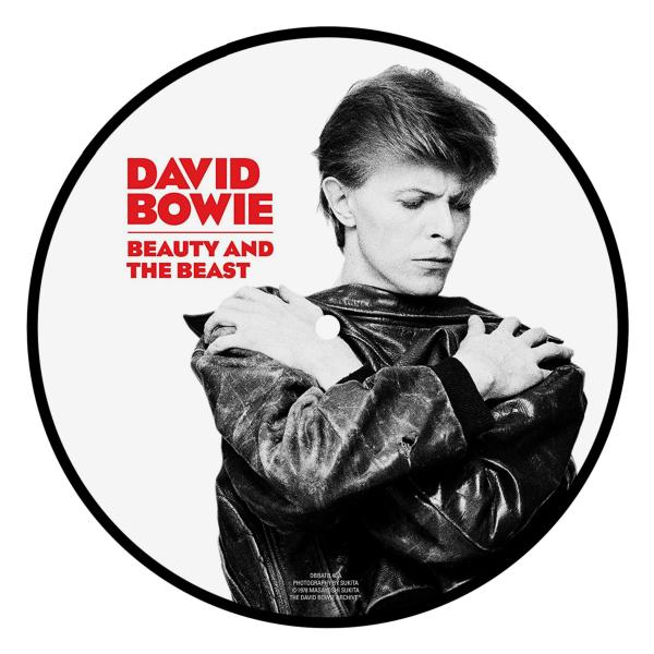 David Bowie - Beauty And The Beast (40th Anniversary) (limited, Picture Disc, 7 )