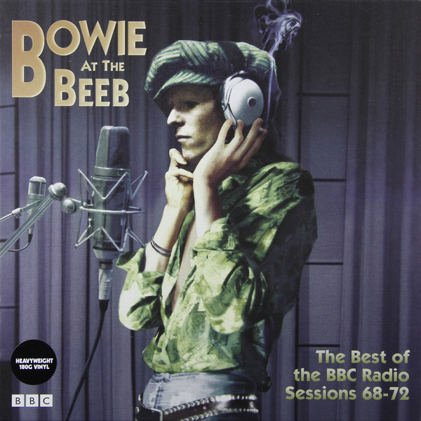 David Bowie David Bowie - Bowie At The Beeb: The Best Of The Bbc Radio Sessions '68 - '72 (4 Lp, 180 Gr) david bowie pinups lp
