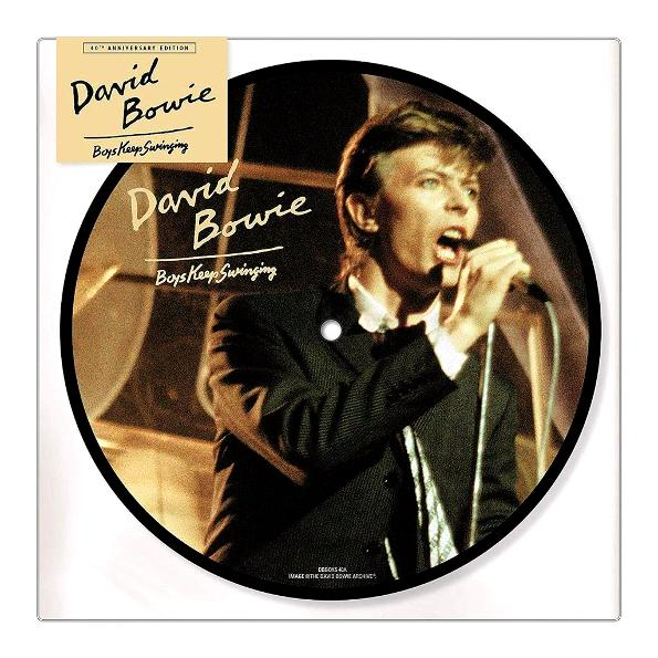 David Bowie - Boys Keep Swinging (40th Anniversary) (7 , Picture Disc)