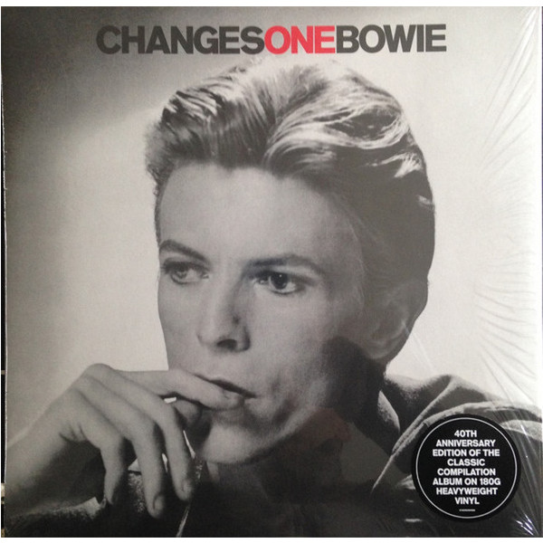 David Bowie David Bowie - Changesonebowie (40th Anniversary) sa605n dip 20