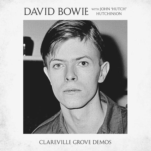 David Bowie - Clareville Grove Demos (limited, 3 Х 7 )