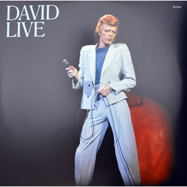 David Bowie David Bowie - David Live (2005 Mix) (3 LP) david bowie blackstar lp
