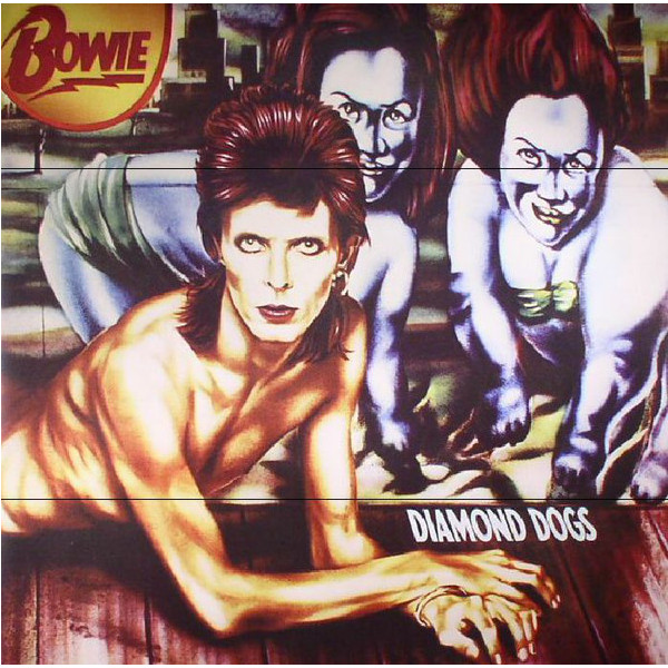 David Bowie David Bowie - Diamond Dogs (180 Gr) цена и фото