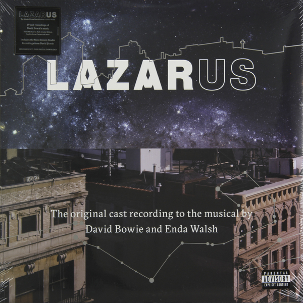 David Bowie Enda Walsh - Lazarus (original Cast Recording)