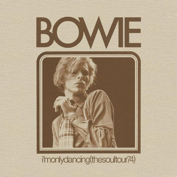 David Bowie - I'm Only Dancing (the Soul Tour 74) (limited, 2 LP) (уценённый Товар)