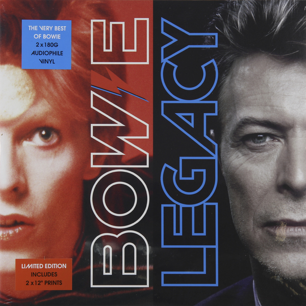 цена на David Bowie David Bowie - Legacy (the Very Best Of)
