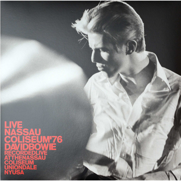 David Bowie David Bowie - Live Nassau Coliseum '76 (2 LP) david bowie blackstar lp
