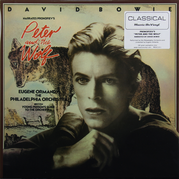 David Bowie David Bowie - Peter And The Wolf david bowie david bowie david live 2005 mix 3 lp