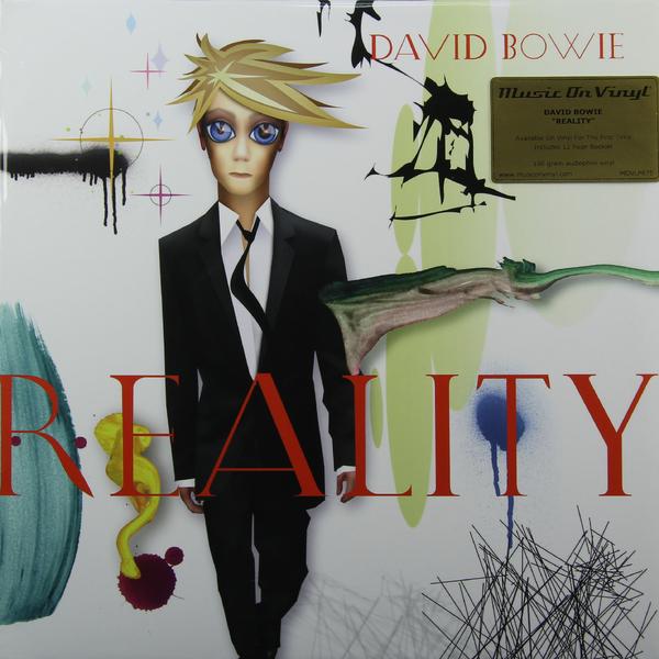 David Bowie David Bowie - Reality (180 Gr) цена