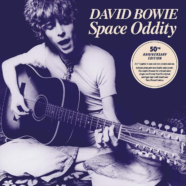 David Bowie - Space Oddity (50th Anniversary) (2 X 7 )