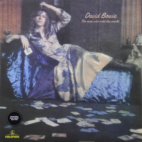 David Bowie David Bowie - The Man Who Sold The World (180 Gr) the salmon who dared to leap higher