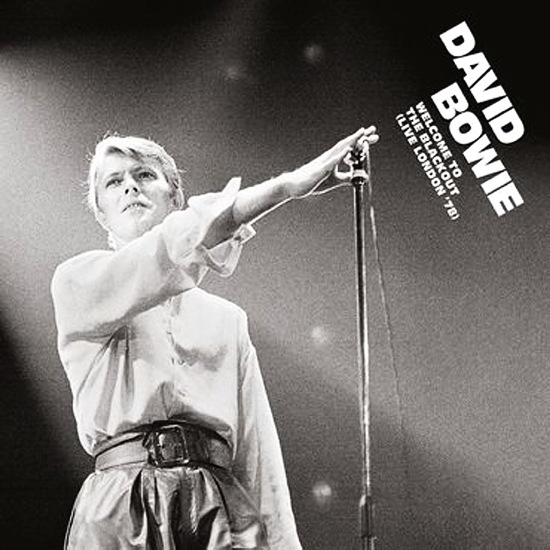 David Bowie David Bowie - Welcome To The Blackout (live London '78) (3lp, 180 Gr) цена и фото