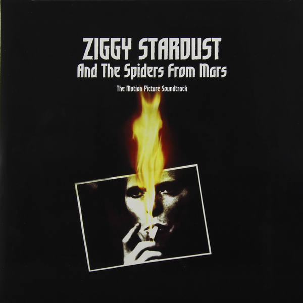 David Bowie David Bowie - Ziggy Stardust And The Spiders From Mars The Motion Picture Soundtrack (2 Lp, 180 Gr) цена и фото