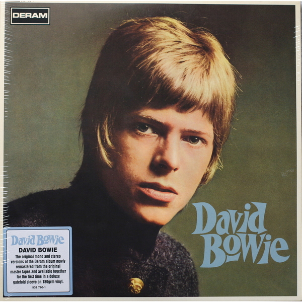 David Bowie David Bowie - David Bowie (2 Lp, 180 Gr) david bowie blackstar lp