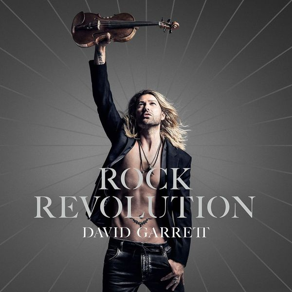 David Garrett David Garrett - Rock Revolution (2 LP) black stretch fabric suede over the knee open toe knit boots cut out heel thigh high boots in beige knit elastic sock long boots