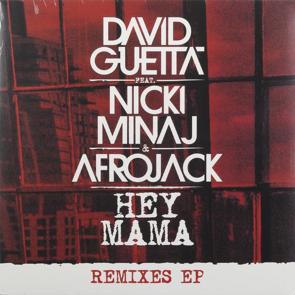 David Guetta David Guetta - Hey Mama (ep) цена