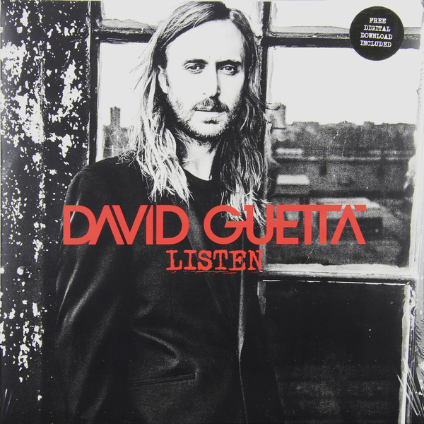 David Guetta David Guetta - Listen (2 LP) дэвид гетта flo rida ники минаж тайо круз лудакрис afrojack дженифер хадсон jessie j david guetta nothing but the beat 2 lp