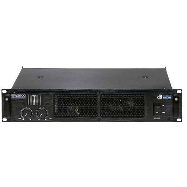 Профессиональный усилитель мощности dB Technologies Усилитель мощности HPA2800