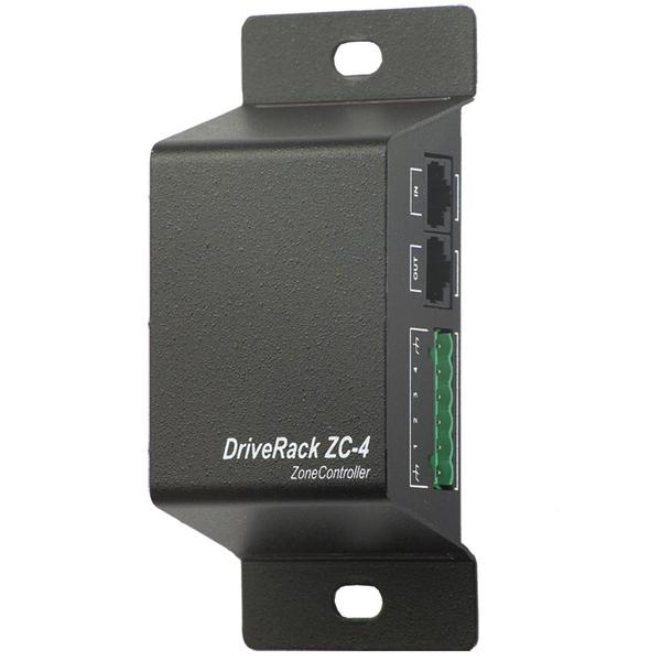 Панель управления dbx Коммутатор  ZC-4 контроллер акустических систем dbx driverack pa 2