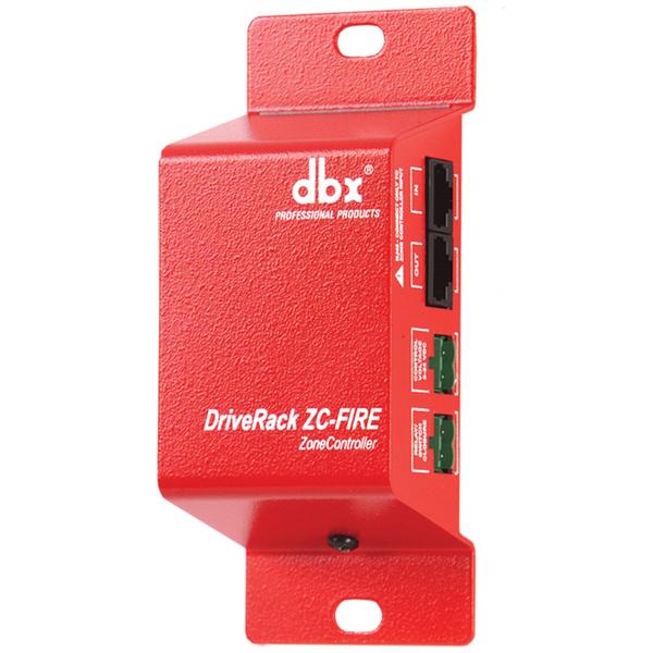 Панель управления dbx Дополнительный модуль ZC-FIRE