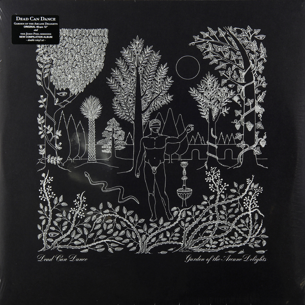 Dead Can Dance Dead Can Dance - Garden Of The Arcane Delights / The John Peel Sessions (2 LP) touch of dead