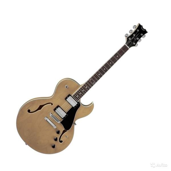 Гитара полуакустическая Dean COLT GN гитара полуакустическая dean palomino solo an