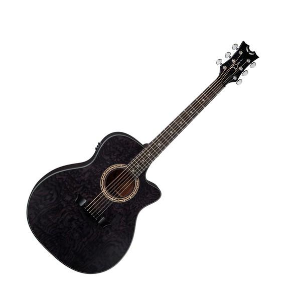 Гитара электроакустическая Dean E UQA TBK гитара полуакустическая dean palomino solo an