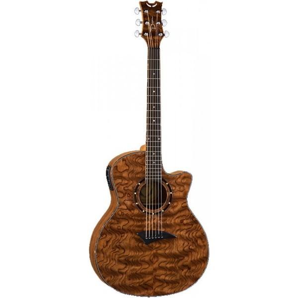 Гитара электроакустическая Dean EBUBINGA dean demonator 4 bkcr