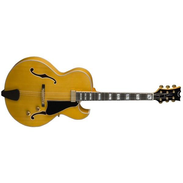 Гитара полуакустическая Dean PALOMINO SOLO AN полуакустическая гитара gretsch brian setzer g6120 sslvo