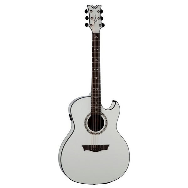 Гитара электроакустическая Dean EXULTRA CWH гитара полуакустическая dean palomino solo an