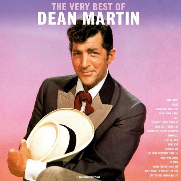 Dean Martin Dean Martin - Greatest Hits (colour, 180 Gr) недорого