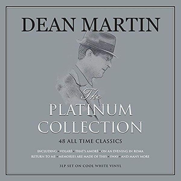 Dean Martin - Platinum Collection (colour, 180 Gr, 3 LP)
