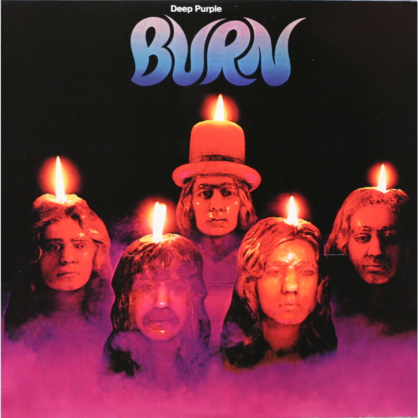Deep Purple Deep Purple - Burn