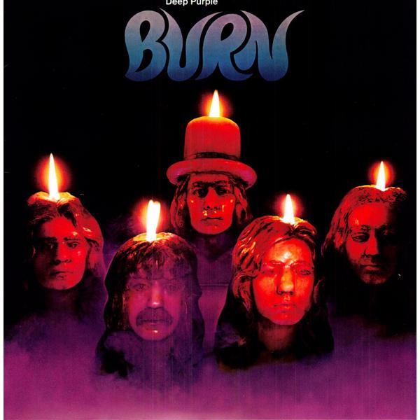 Deep Purple - Burn (limited, Colour)
