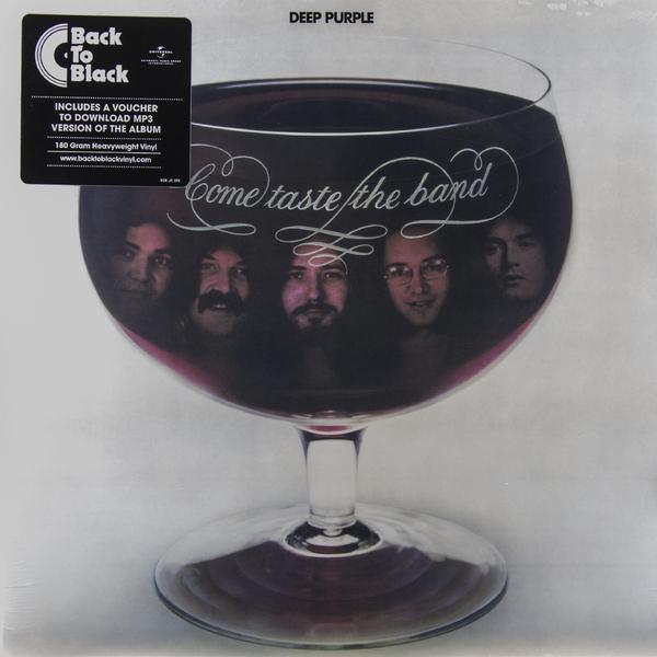 Deep Purple Deep Purple - Come Taste The Band deep purple deep purple stormbringer