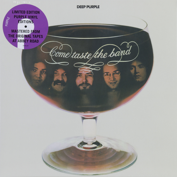 Deep Purple Deep Purple - Come Taste The Band (colour) cuplé легкое пальто
