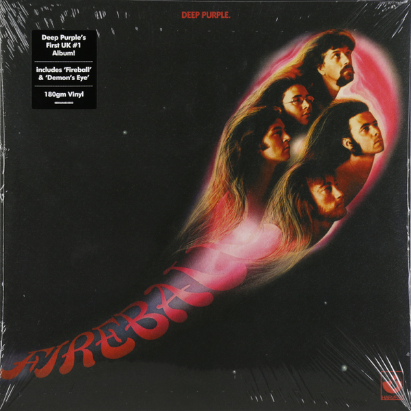 Deep Purple Deep Purple - Fireball (180 Gr) deep purple киев