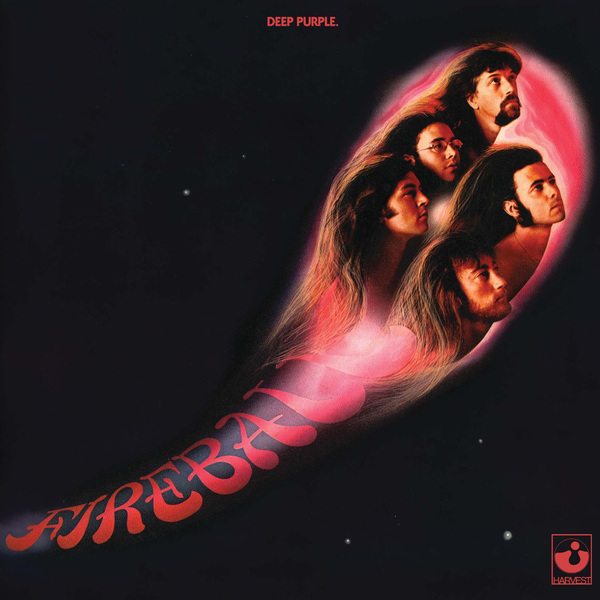 Deep Purple Deep Purple - Fireball (colour)
